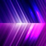 Linhas abstratas da tecnologia Imagens de Stock
