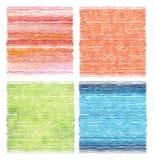 Linhas abstratas do teste padrão Fotos de Stock