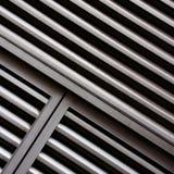 Linhas abstratas monocromáticas Fotografia de Stock
