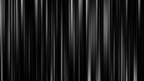 Linhas abstratas teste padrão em mover-se vertical com fundo preto ilustração do vetor