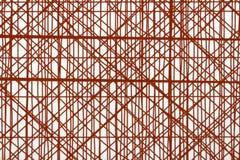Linhas aleatórias abstratas Imagem de Stock Royalty Free