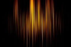 Linhas amarelas Imagem de Stock Royalty Free