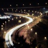 Linhas & luzes Foto de Stock Royalty Free