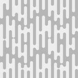 Linhas arredondadas fundo sem emenda do teste padrão Foto de Stock Royalty Free