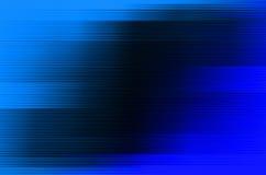 Linhas azuis abstratas fundo Fotos de Stock