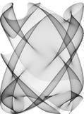 Linhas brancas pretas textura 3 ilustração stock