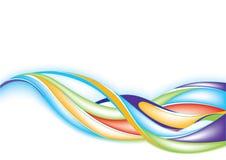 Linhas brilhantes Imagem de Stock Royalty Free
