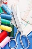 Linhas coloridas Imagens de Stock