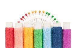 Linhas coloridas Fotografia de Stock Royalty Free