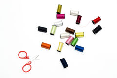Linhas coloridas Foto de Stock