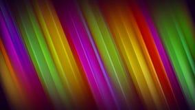 Linhas coloridas diagonais rendição 3D abstrata ilustração do vetor