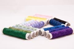 Linhas coloridas II. Fotografia de Stock Royalty Free