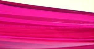 Linhas cor-de-rosa abstratas Fotografia de Stock Royalty Free