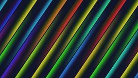 Linhas da abstração Imagem de Stock