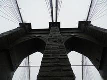 Linhas da ponte Fotografia de Stock Royalty Free