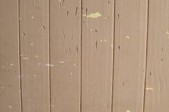 Linhas da textura da porta Foto de Stock