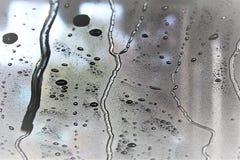 Linhas de água fotografia de stock