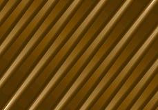Linhas de cor bege Foto de Stock