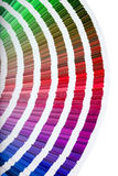 Linhas de cor. fundo ilustração do vetor