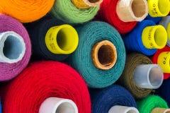 Linhas de costura Imagem de Stock Royalty Free