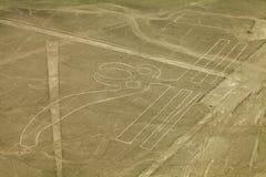 Linhas de Nazca Fotografia de Stock