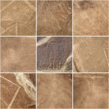 Linhas de Nazca, Peru - herança do Unesco Fotos de Stock Royalty Free