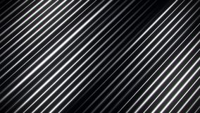 Linhas de piscamento brancas fundo do movimento do laço do sumário VJ ilustração royalty free