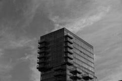 Linhas de Rotterdam Fotos de Stock Royalty Free