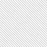 Linhas diagonais com uma diferença pequena Foto de Stock