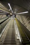 Linhas do metro Imagens de Stock