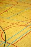 Linhas dos esportes Imagens de Stock