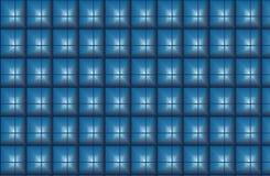 Linhas e caixas de Verticle Imagem de Stock Royalty Free