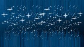 Linhas e estrelas, universo e fundo da tecnologia ilustração royalty free
