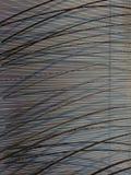 Linhas escuras finas e mais grossas horizontais, verticais, transversais da imagem abstrata Imagem de Stock Royalty Free