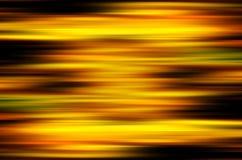 linhas Escuro-amarelas fundo Foto de Stock Royalty Free