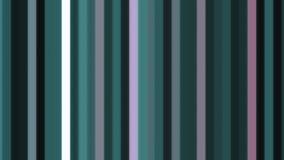 Linhas fluxo de Parellel aleatório ilustração do vetor