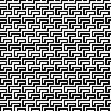 Linhas geométricas pretas fundo Ilustração Stock