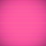 Linhas horizontais cor-de-rosa Fotografia de Stock Royalty Free