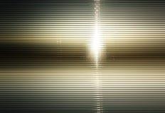 Linhas horizontais da textura com fundo claro dramático do escape ilustração do vetor