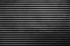 Linhas horizontais de prata shinning modernas incomuns criativas originais fundo abstrato do teste padrão da textura Elemento do  ilustração do vetor