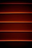 Linhas horizontais do indicador Imagens de Stock