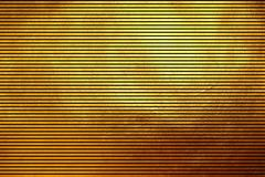 Linhas horizontais douradas shinning modernas incomuns criativas originais fundo abstrato do teste padrão da textura Elemento do  ilustração royalty free