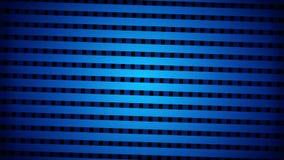 Linhas moventes azuis ilustração do vetor