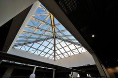 Linhas na arquitetura Fotografia de Stock Royalty Free
