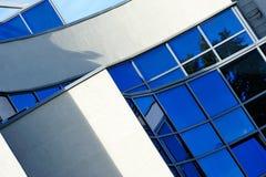 Linhas na arquitetura imagens de stock royalty free