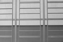 Linhas na parede Imagem de Stock