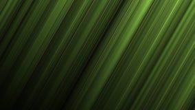 Linhas oblíquas verdes fundo do movimento filme