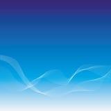 Linhas onduladas Imagens de Stock