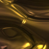 Linhas onduladas abstratas Fotografia de Stock Royalty Free