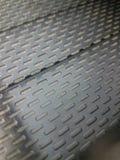 Linhas ovais opacas do teste padrão no equipamento de escritório imagens de stock